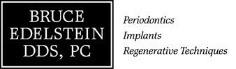 Dr. Bruce Edelstein Logo
